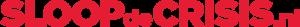 Logo SLOOPdeCRISIS.nl