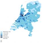 Nederland afwijking verkoopprijs